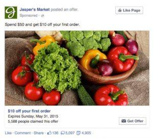 Facebook&Instagram Görsel Reklam Formatı